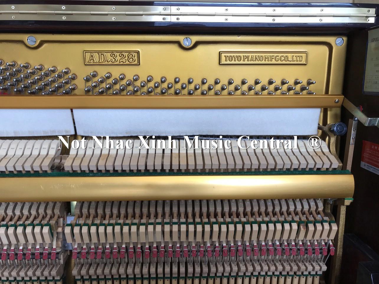Đàn piano cơ Apollo AD328