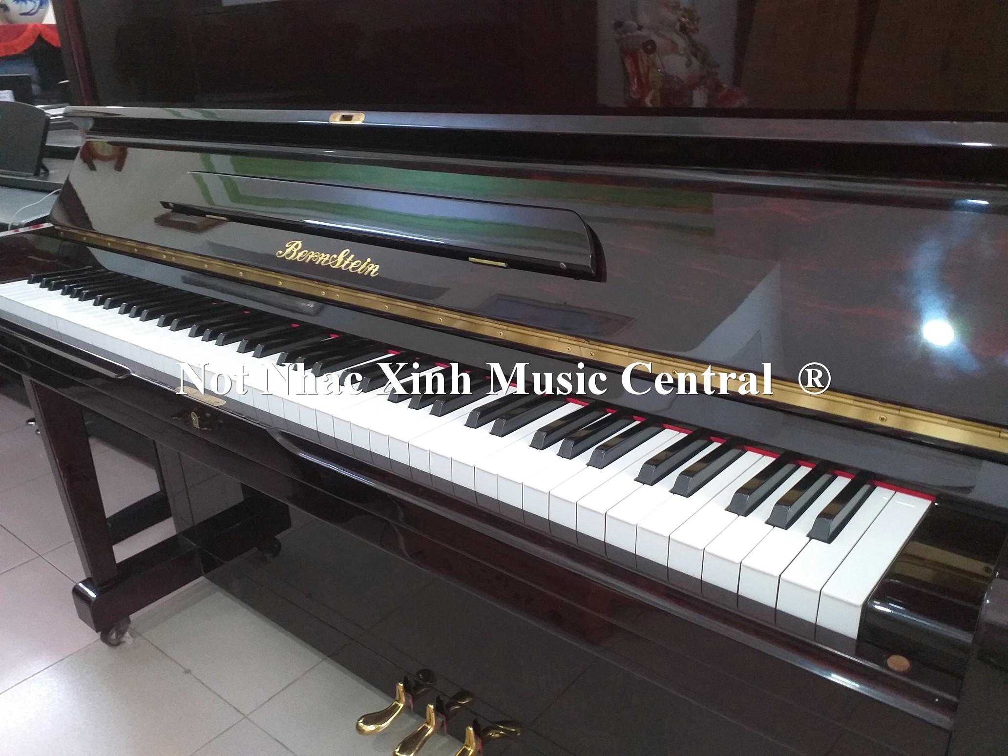 Đàn piano cơ Bern Stein 122B