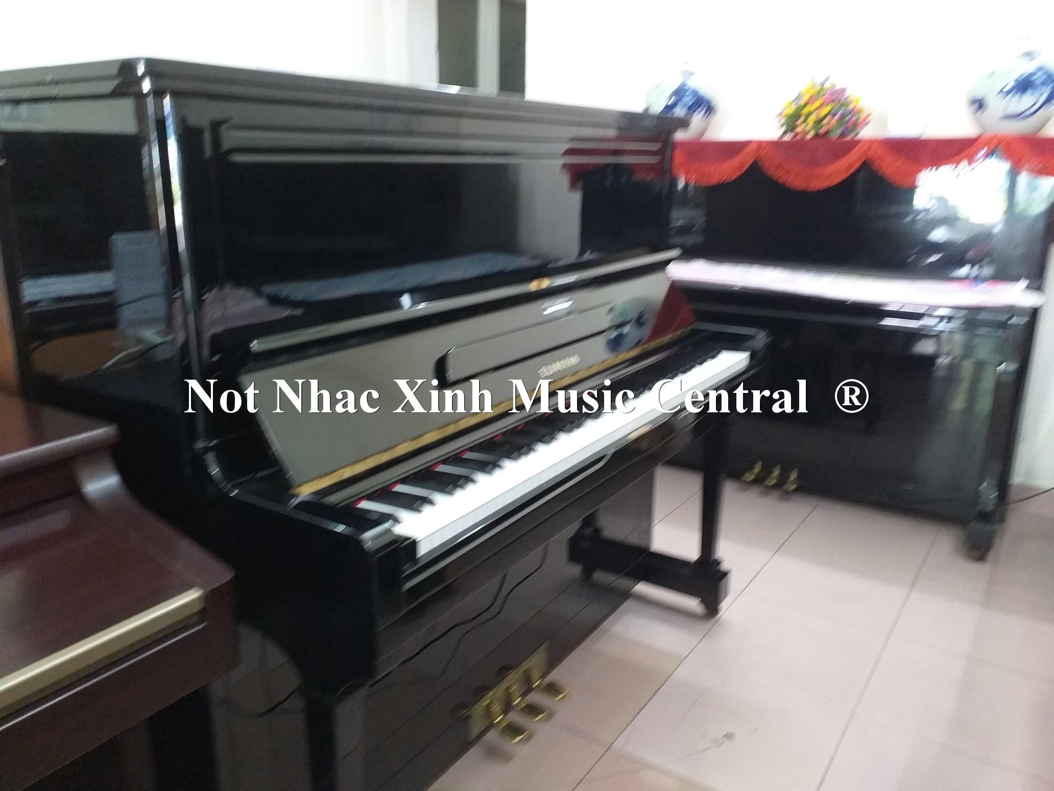 Đàn piano cơ Elington U300E