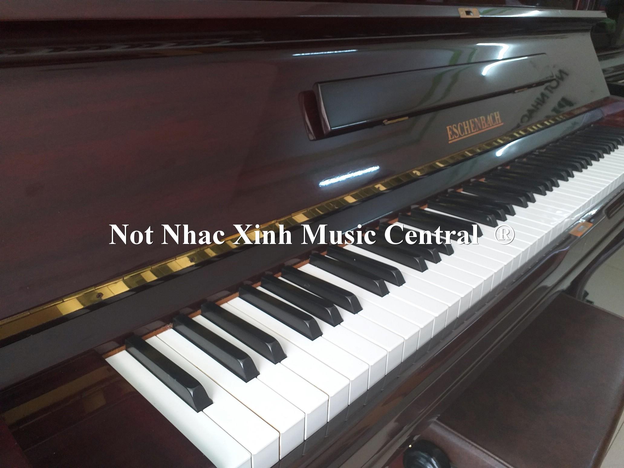Đàn piano cơ Eschenbach U122A