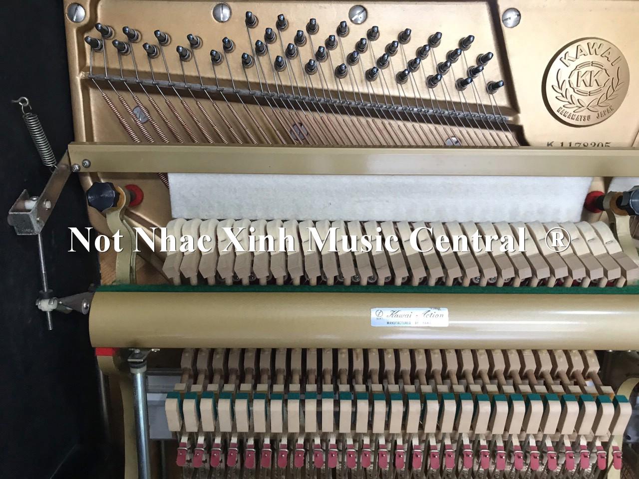 Đàn piano cơ Kawai KS-5F