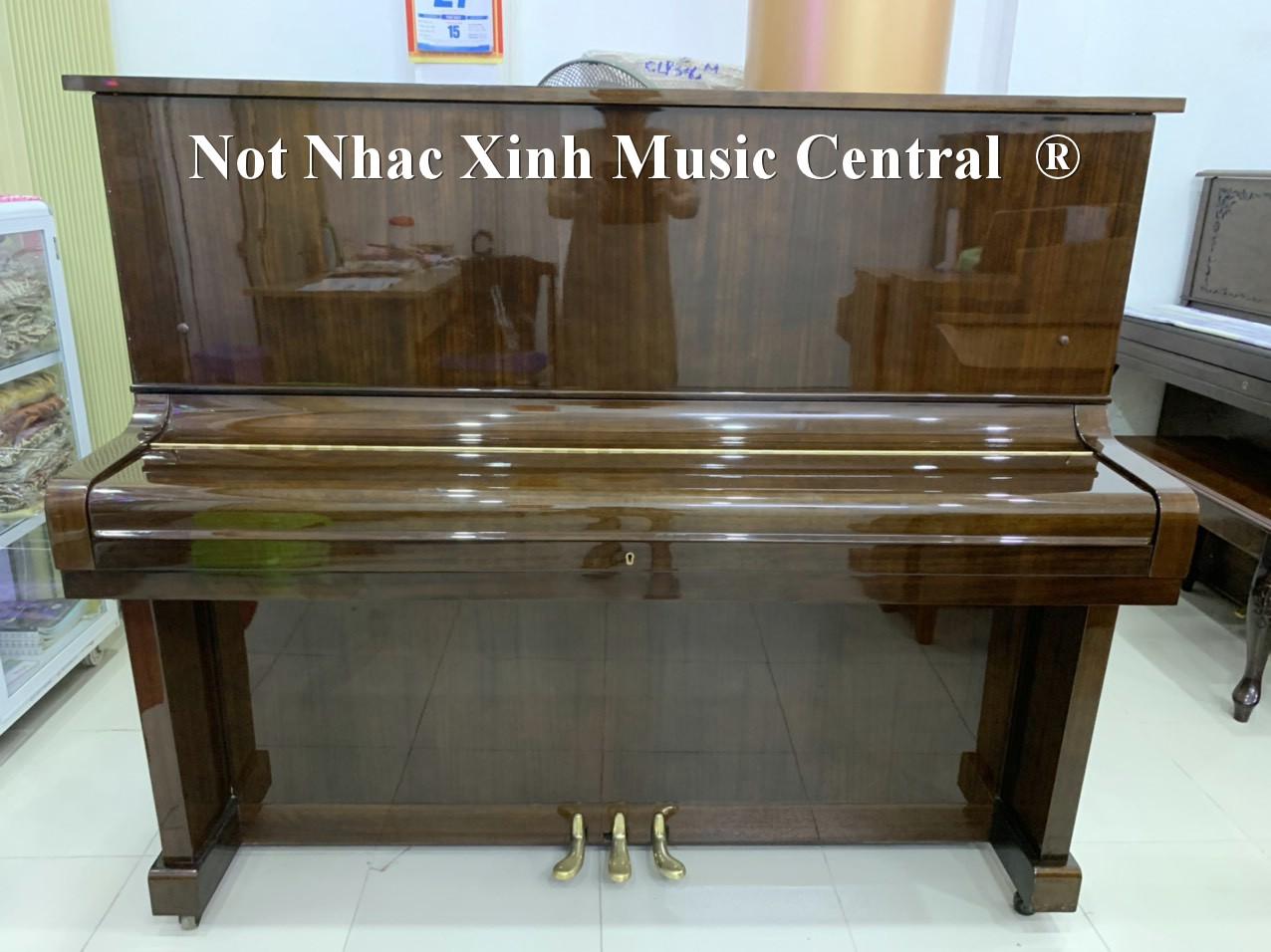 Đàn piano cơ Kawai KU-2