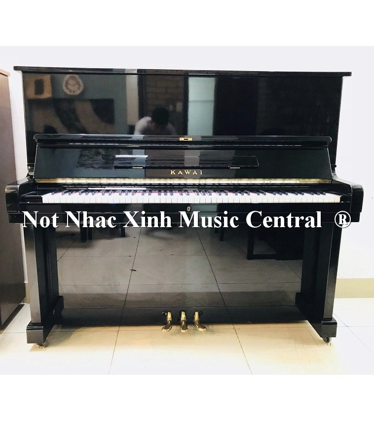 Đàn piano cơ Kawai KU-2B