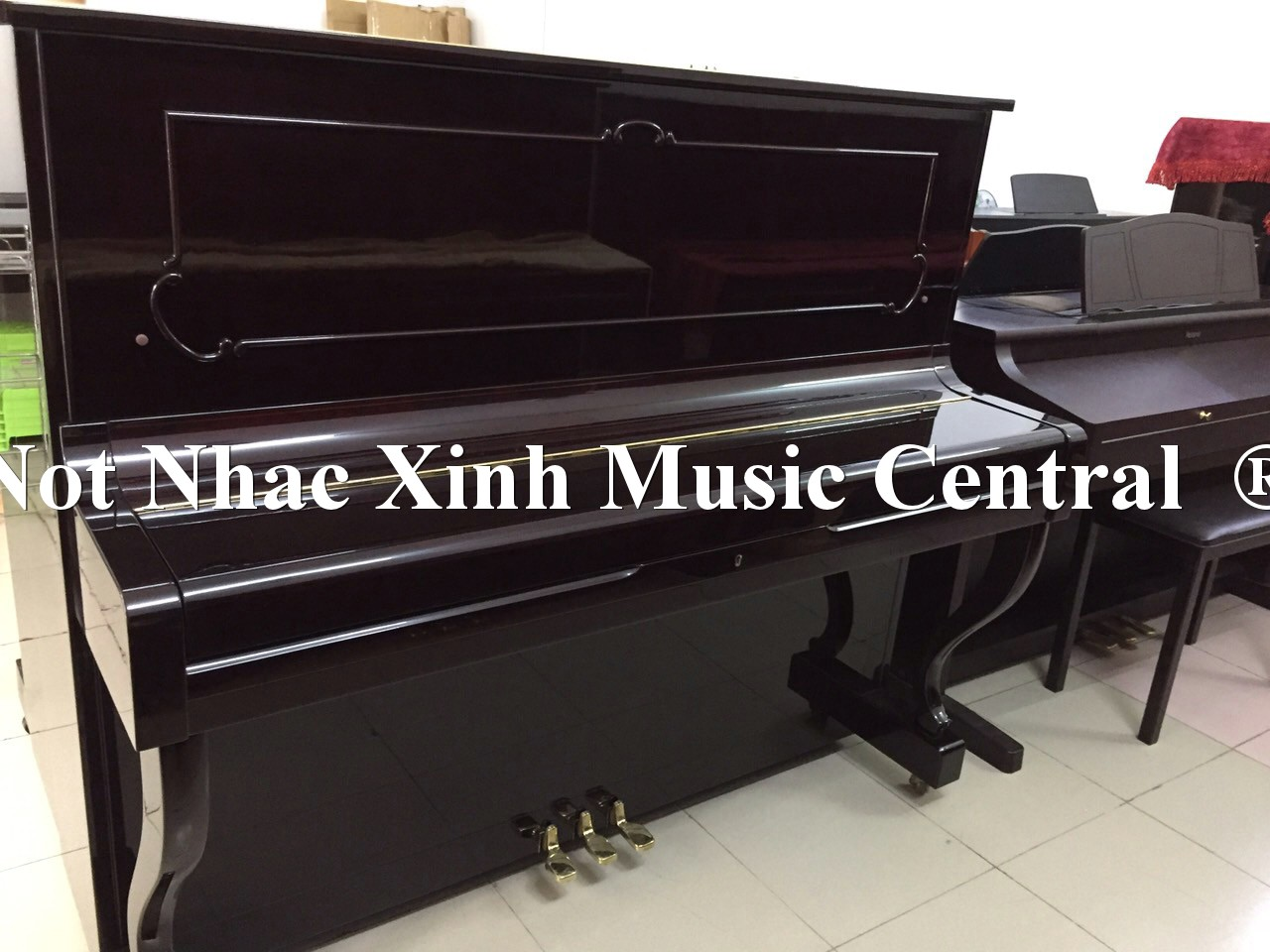 Đàn piano cơ Steinrich S17