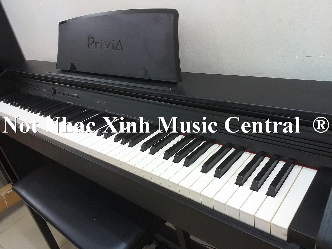Đàn piano điện tử Casio PX-760