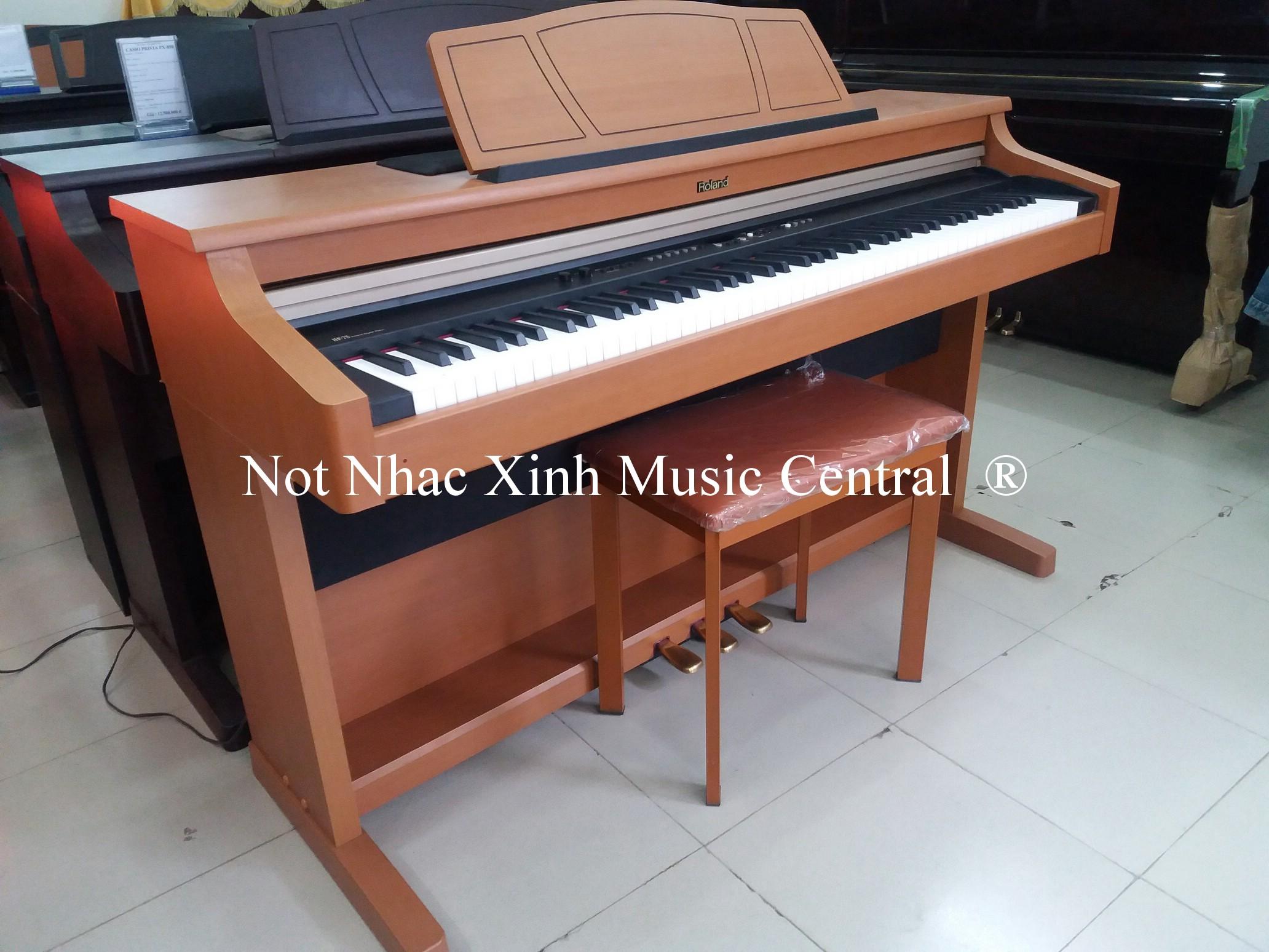 Đàn piano điện tử Roland HP-7