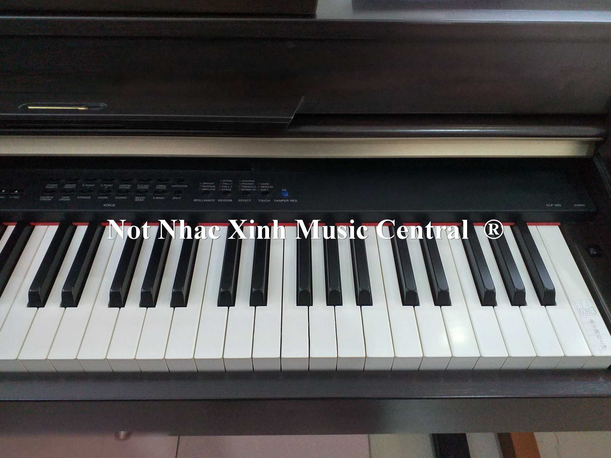 Đàn piano điện Yamaha CLP-340